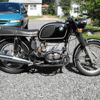 I recently sold this on to a friend of mine in order to fund my sidecar project.