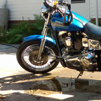 1997 Harley Davidson Dyna covertible FXDS