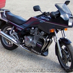 1989 Yamaha XJ 900F