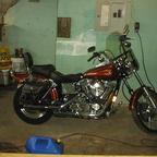 1997 Harley Davidson Dyna Wide Glide
