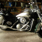 2006 Kawasaki Nomad
