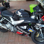 2000 Honda Fireblade 929rr