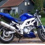 2005 Suzuki SV1000