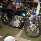 1974 Kawasaki Z1900