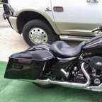 2015 Harley Davidson Street Glide CVO Screaming Eagle