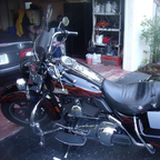 2007 Harley Davidson road king