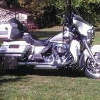 2009 Harley Davidson Electra Ultra Classix