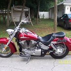 2007 Honda VTX 1300