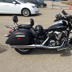 2011 Yamaha V-Star 950 Cruiser