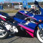 1992 Honda cbr 600