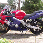 2000 Honda CBR 600