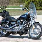 2009 Harley Davidson Dyna Superglide Custom