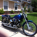 1990 Harley Davidson Soft tail