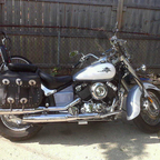 2002 Yamaha Vstar 650 classic