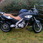 2002 BMW BMW F650cs, 650cc, 2002, 50 horses