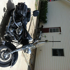 2007 Harley Davidson Heritage soft tail classic