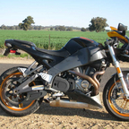 2007 Buell XB12R