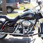 2008 Harley Davidson 