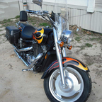 2007 Honda Shadow VT1100cc