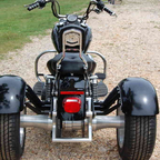 Frankenstein Trikes makes a super strong kit that\'s easy to install.