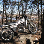 1978 Enduro 250 at Red River Motorcycle Trails.com