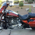 2012 Harley Davidson CVO 