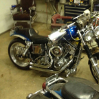 1983 Harley Davidson custome