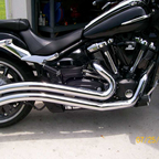 2009 Yamaha Raider