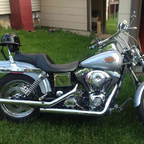 2001 Harley Davidson Dyna wide glide