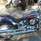 2002 Yamaha Drag Star 650