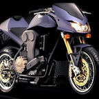 incredible bike this munch mammoth 2 litre ford cosworth engine production bike