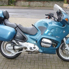 2002 BMW R1150RT