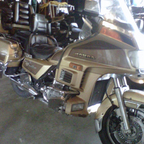 1985 Honda Gold Wing LTD