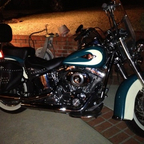 2010 Harley Davidson Heritage