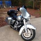 2012 Harley Davidson Electra Glide Police