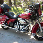 2012 Harley Davidson FLHTC