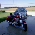 2003 Victory V92TCD Touring Cruiser