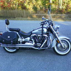 2003 Yamaha RoadStar 1600 