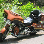 2008 Harley Davidson Ultra Classic Screamin Eagle