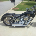 1996 Harley Davidson Fat Boy