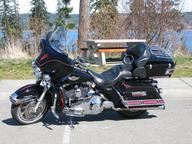 2003 Harley Davidson Ultra Classic Anniversary model