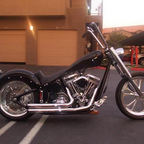 2009 Ultima Custom Chopper