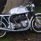 1959 Norton Triumph