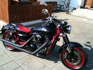 2008 Kawasaki Mean Streak 1600