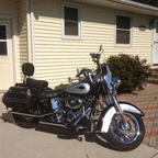 2012 Harley Davidson Hertiage Softail
