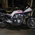 1983 Honda CB 1100F Supersport