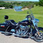 2011 Harley Davidson Road King