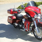 2005 Harley Davidson Screaming Eagle
