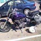 2002 Honda Shadow Spirit VT750