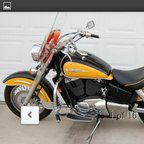 2000 Honda shadow aero 1100